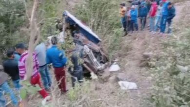 Photo of 7 dead, several injured as bus falls into gorge in J-K's Rajouri