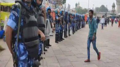 Photo of Hyderabad witnesses shutdown ahead of Tiranga Rally