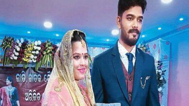 Shivalika Pradhan (25) and Arijit Mohapatra (27)