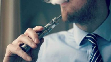 Photo of Vaping increases risk of asthma and COPD: Study