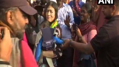 Photo of Irom Sharmila protests against CAA, NRC, NPR in Bengaluru
