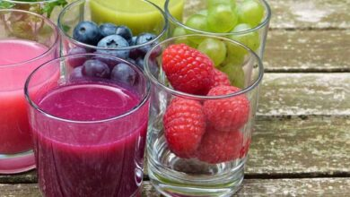 Photo of Consuming berry juice can lower high blood pressure: Study