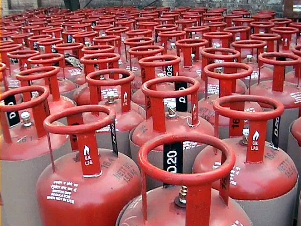 Gas Cyclinders