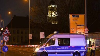 Photo of Six killed in German town shooting