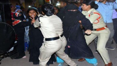Photo of CAA: Azad along with women protesters detained in Hyderabad