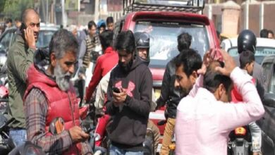 Photo of J&K: SMS, Voice calls to be restored for prepaid mobile users