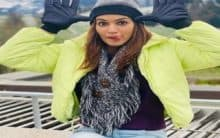 Kriti Sanon shares pictures from vacation in Switzerland