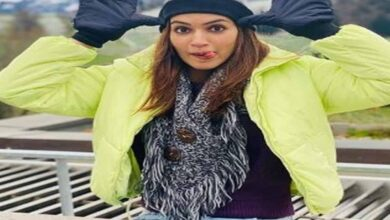 Photo of Kriti Sanon shares pictures from vacation in Switzerland