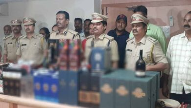 Photo of Hyderabad: Foreign liquor worth Rs 18 lakh seized, one arrested