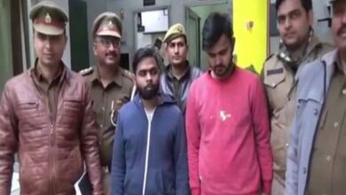 Photo of UP: Security guard foils ATM robbery bid in Moradabad