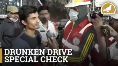 Photo of TS: Over 3000 booked for drunk-driving as New Year sets in