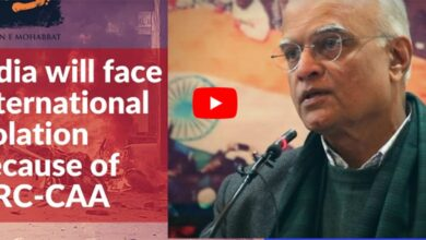 Photo of India in pursuit of sectarian, divisive political goals: Menon