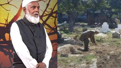 Photo of Shareef Chacha gets Padma award for burying 25k unclaimed bodies