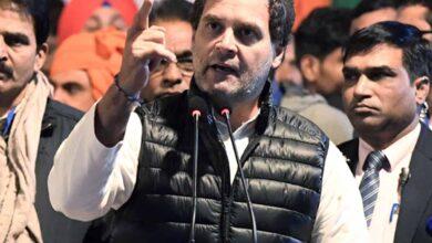 Photo of Rahul accuses Modi government of damaging LIC