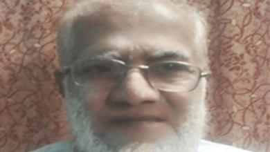 Photo of Renowned Urdu poet Rauf Khalish passes away