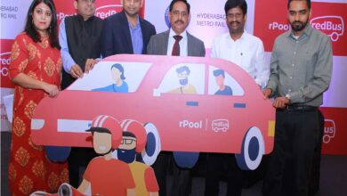 Photo of Carpool, Bikepool service for metro commuters launched by redBus
