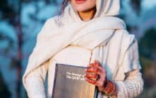 Canadian travel blogger Rosie Gabrielle embraces Islam