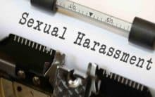 Students complain against professor for sexual harassment