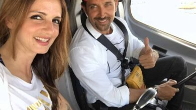 Photo of Sussanne to Hrithik: You're the most incredible man I know