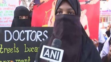 Photo of Students protesting against CAA in Hyderabad for last 16 days