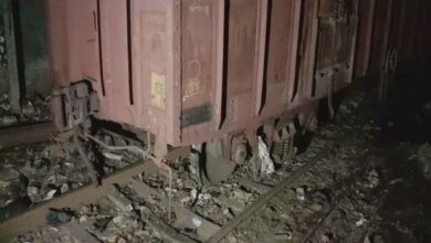 Photo of Train services resume on Harbour line