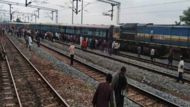 Photo of 12 trains running late in Northern Railway region