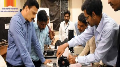 Photo of IIT-Hyderabad conducts 5-day workshop for Jr. Lectures
