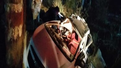 Photo of Two killed, four injured in accident on GT Road near Noida