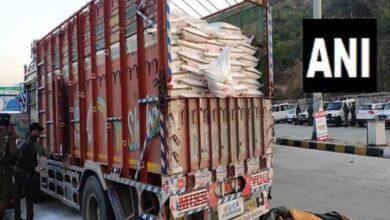 Photo of Terrorist killed, encounter underway at Jammu-Srinagar Highway