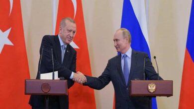 Photo of Putin, Erdogan discuss Hagia Sophia over the telephone