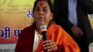 Photo of Aiyar went to Pakistan for creating unrest in India: Uma Bharti