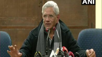 Photo of Pre-planned attack from outsiders, says Yechury on JNU violence