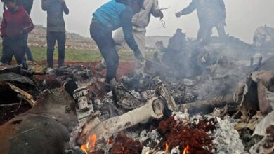 Photo of Second Syrian chopper shot down amid tensions with Turkey