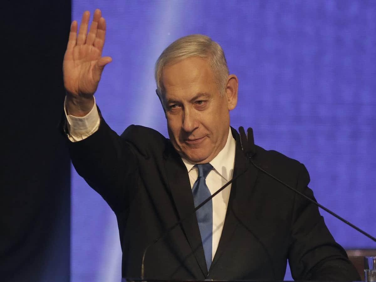 Prime Minister of Israel - Benjamin Netanyahu