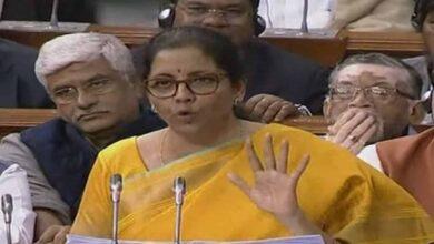Photo of One lakh gram panchayts to be linked through BharatNet: Nirmala
