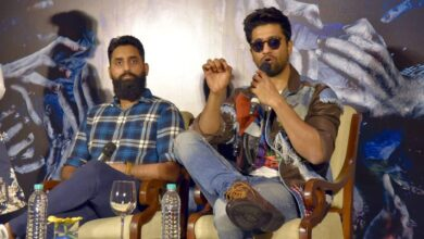 Photo of Vicky Kaushal visits Hyderabad for the promotions of Bhoot