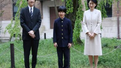 Photo of Man sentenced for placing knives on Japan prince's desk