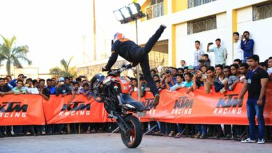 Photo of KTM to organize Stunt Show in Hyderabad