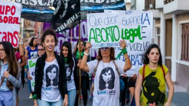 Photo of Women in Argentina renew demand to legalise abortion