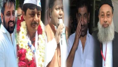 Photo of Delhi polls: All five Muslim candidates of AAP won