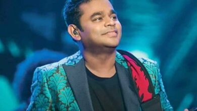 Photo of AR Rahman: Turning producer for me is like being born again