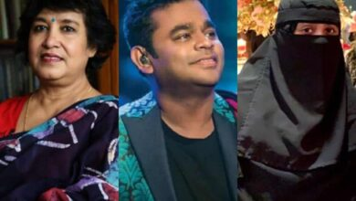 Photo of AR Rahman's daughter trolled by Taslima Nasreen for wearing veil