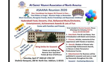 Photo of All Saints' of North America to celebrate reunion