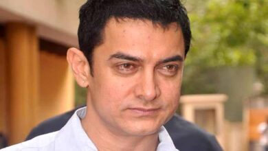 Photo of Aamir distributes cash to needy in wheat packets, claims video