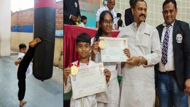 Photo of 10-yr-old Hyderabadi boy wins TS Karate Championship 2020