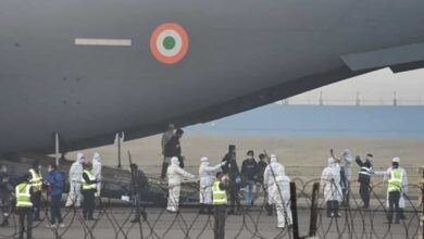 Photo of IAF evacuates 76 Indians, 36 foreigners from virus-hit Wuhan