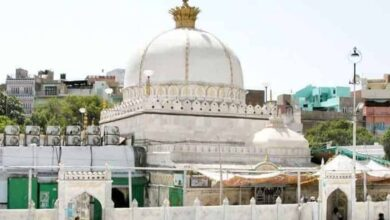 Photo of Man threatens to blow up Ajmer Dargah, held