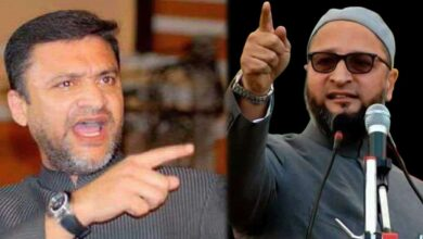 Photo of Delhi HC issues notices on plea for FIR against Owaisi brothers