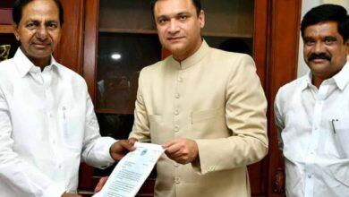 Photo of Hyderabad: Akbaruddin Owaisi seeks expansion of Mahankali temple