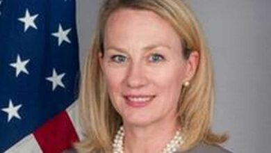 Photo of US 'echoes' PM Modi's call for normalcy in Delhi: Alice Wells